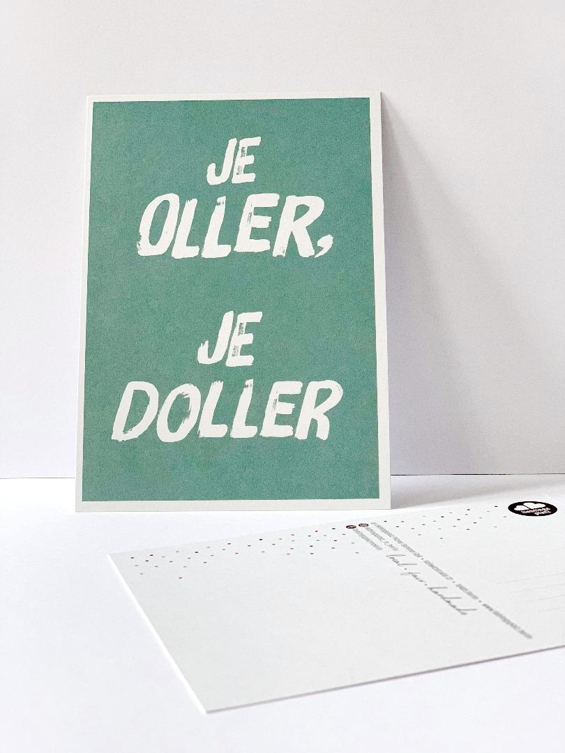 10 Postkarten Set // Berliner Mundart - 6
