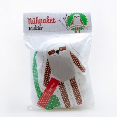 Nähpaket Faultier - DIY