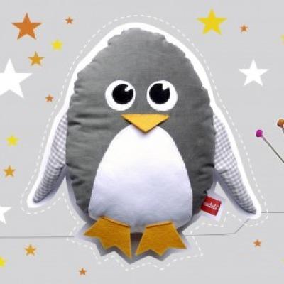 Pinguin Nähanleitung und Schnitt