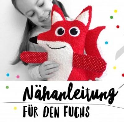 Fuchs Nähanleitung und Schnitt