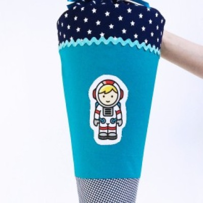 Schultüte Astronaut 70cm