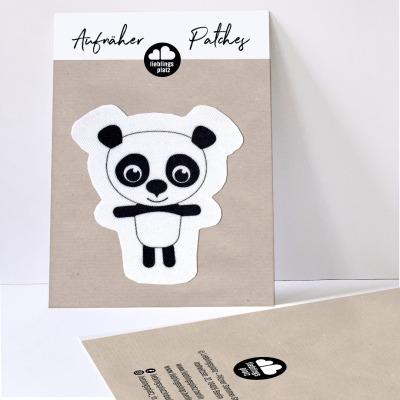 Aufnäher Panda