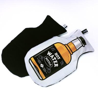Whisky Wärmflasche Hot Water Bottle