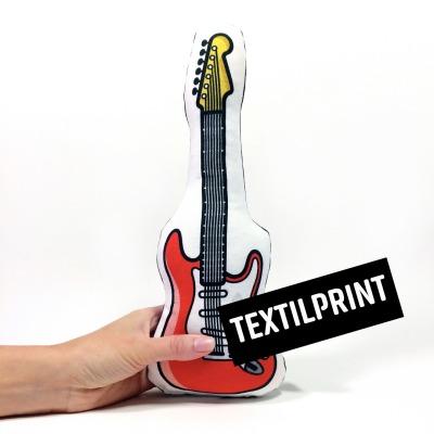 E-Gitarre RASSEL in rot Neu jetzt