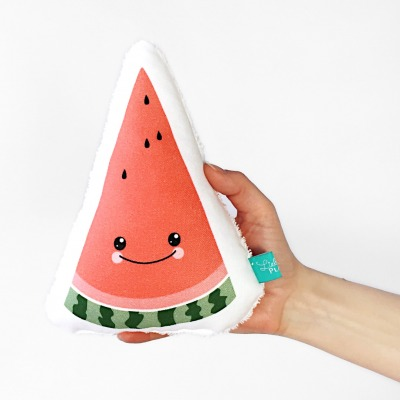 Melonen Rassel Gemüserassel Vegetable gesunde Rassel