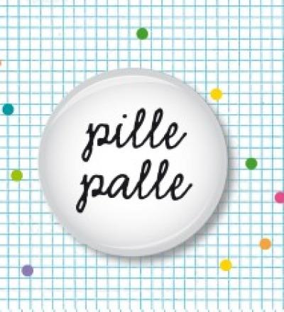 Button pille palle