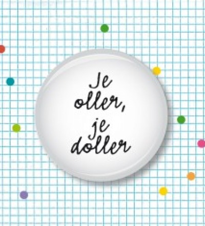 Button Je oller, je doller