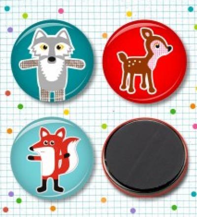 Magnetset Fuchs Wolf & Reh -
