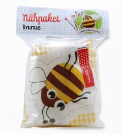 Nähpaket Brumse Biene - DIY