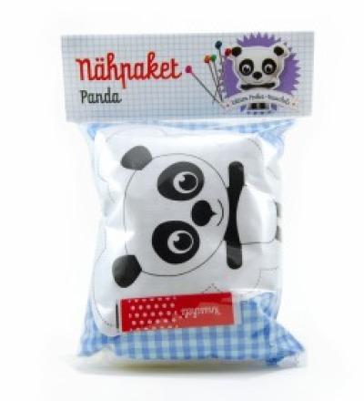 Nähpaket Pocketknuschel Panda
