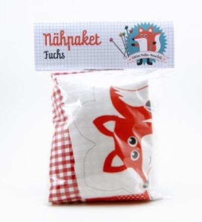 Nähpaket Pocketknuschel Fuchs