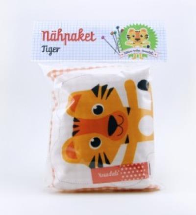 Nähpaket Pocketknuschel Tiger