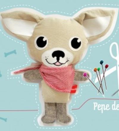 Chihuahua Pepe Nähanleitung und Schnitt