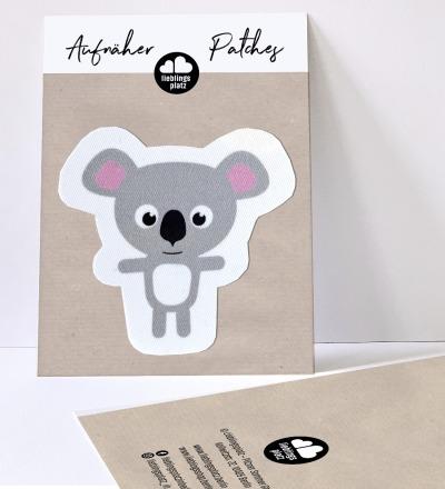 Aufnäher Koala