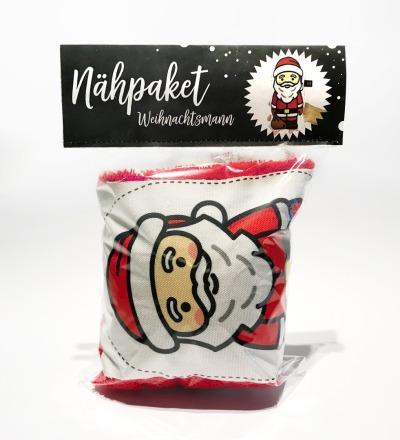 Nähpaket Weihnachtsmann - DIY