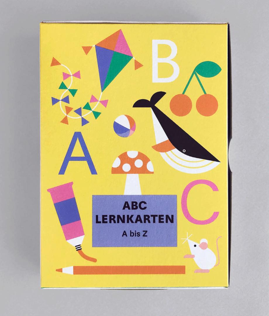SET ABC-LERNKARTEN
