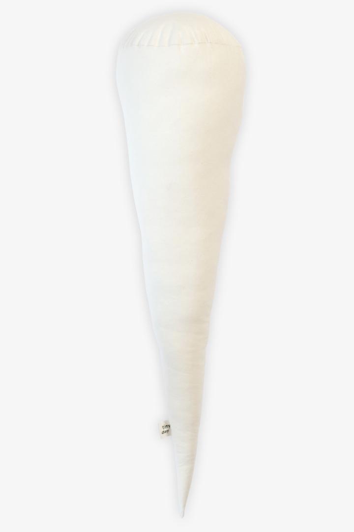 Schultüte-Kissen-Inlett | Biobaumwolle | 70cm - 2