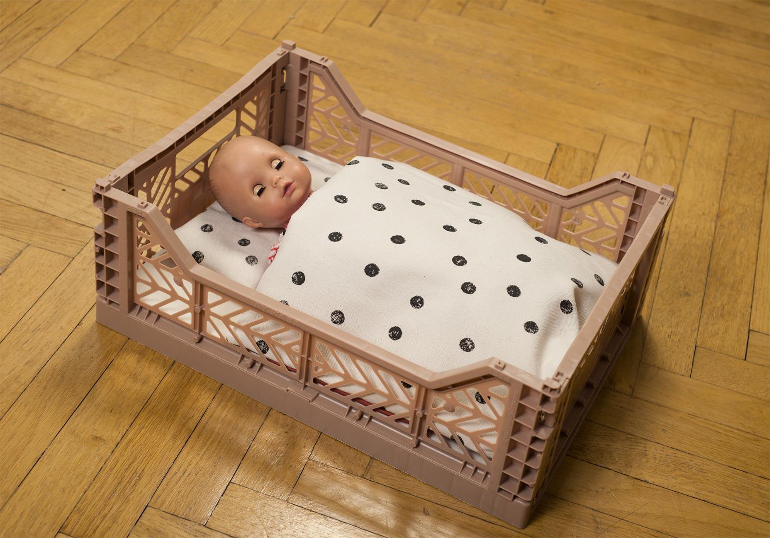 Puppenbett | Punkte 2