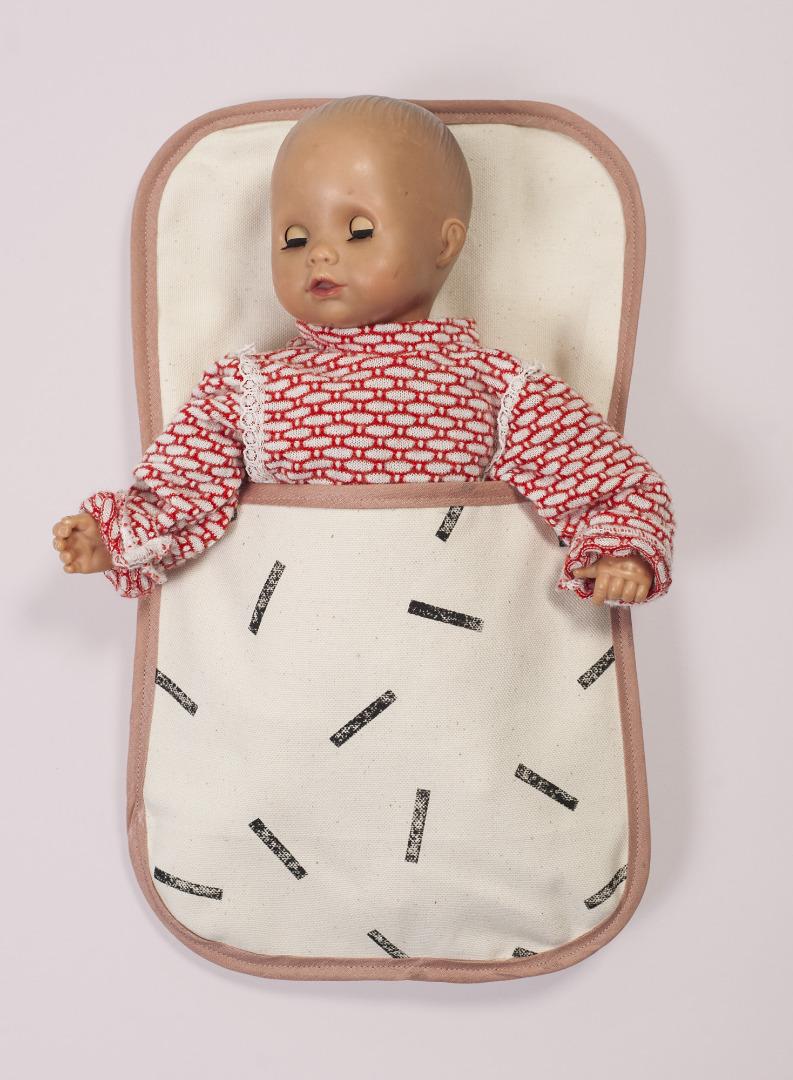 Puppenschlafsack klein