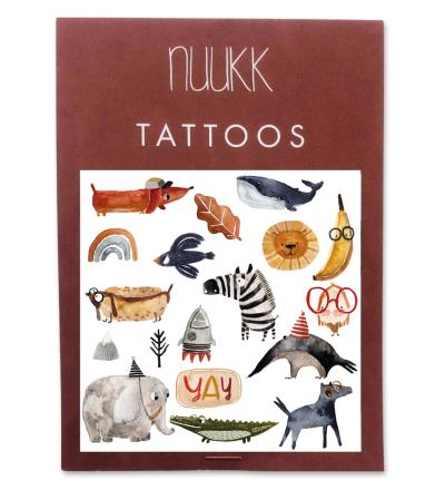 TATTOO YAY - Kinder-Tattoos