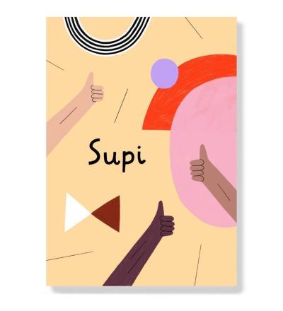 Supi - Postkarte