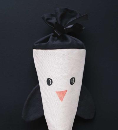 Geschwister-Schultüte | PIET der Pinguin