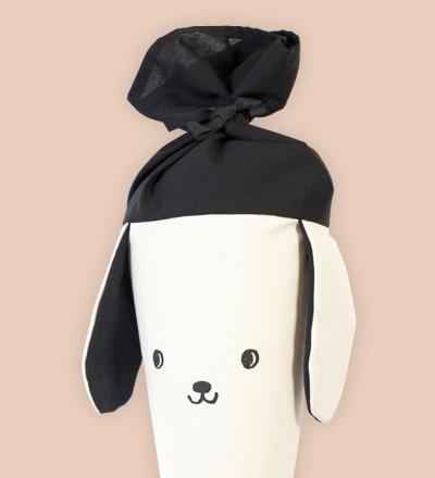 Schultüte HUGO der Hund Schultüte aus
