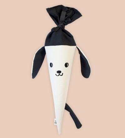 Geschwister-Schultüte HUGO der Hund Geschwister-Schultüte aus