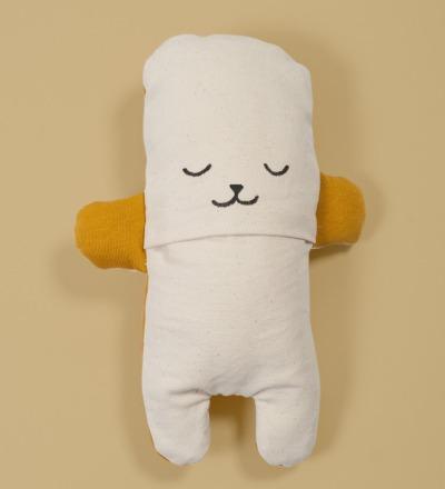 tiny friend - Sorgenfresser aus Baumwolle