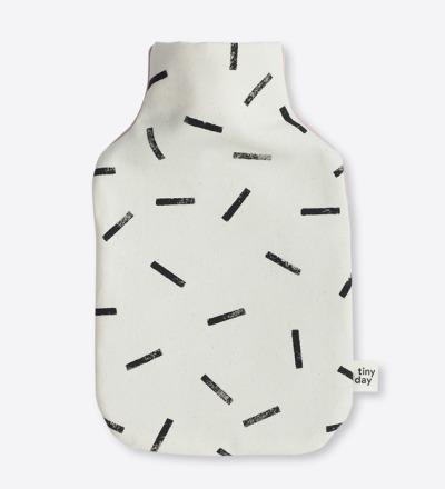 Wärmflasche Motiv: strich Wärmflasche zum kuscheln