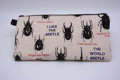 Schlampermäppchen WOODPECKER Käfer
