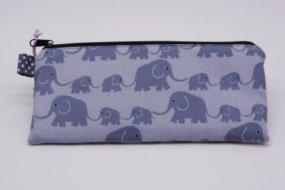 Schlampermäppchen WOODPECKER Elefanten