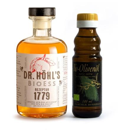 DR. HOeHL S Rp. 1779 Bio-Olivenoel Paket