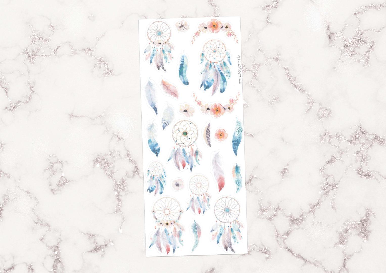 Sticker Dreamcatcher Traumfänger