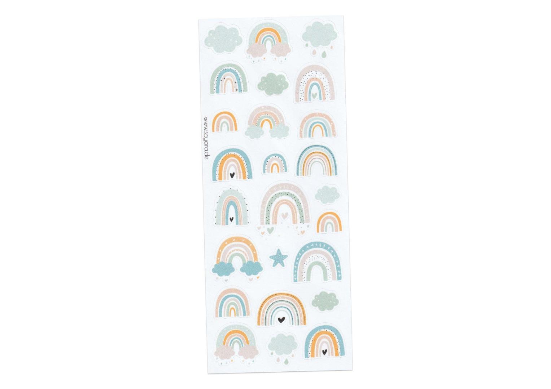 Sticker Regenbogen 2