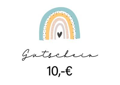 Gutschein 10-