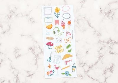 Sticker Bujo 1