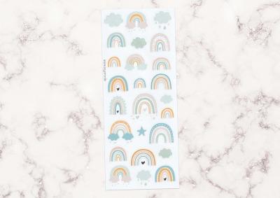 Sticker Regenbogen