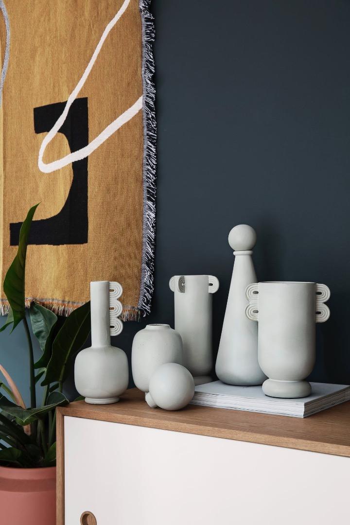 Muse Vase CALLI von ferm LIVING