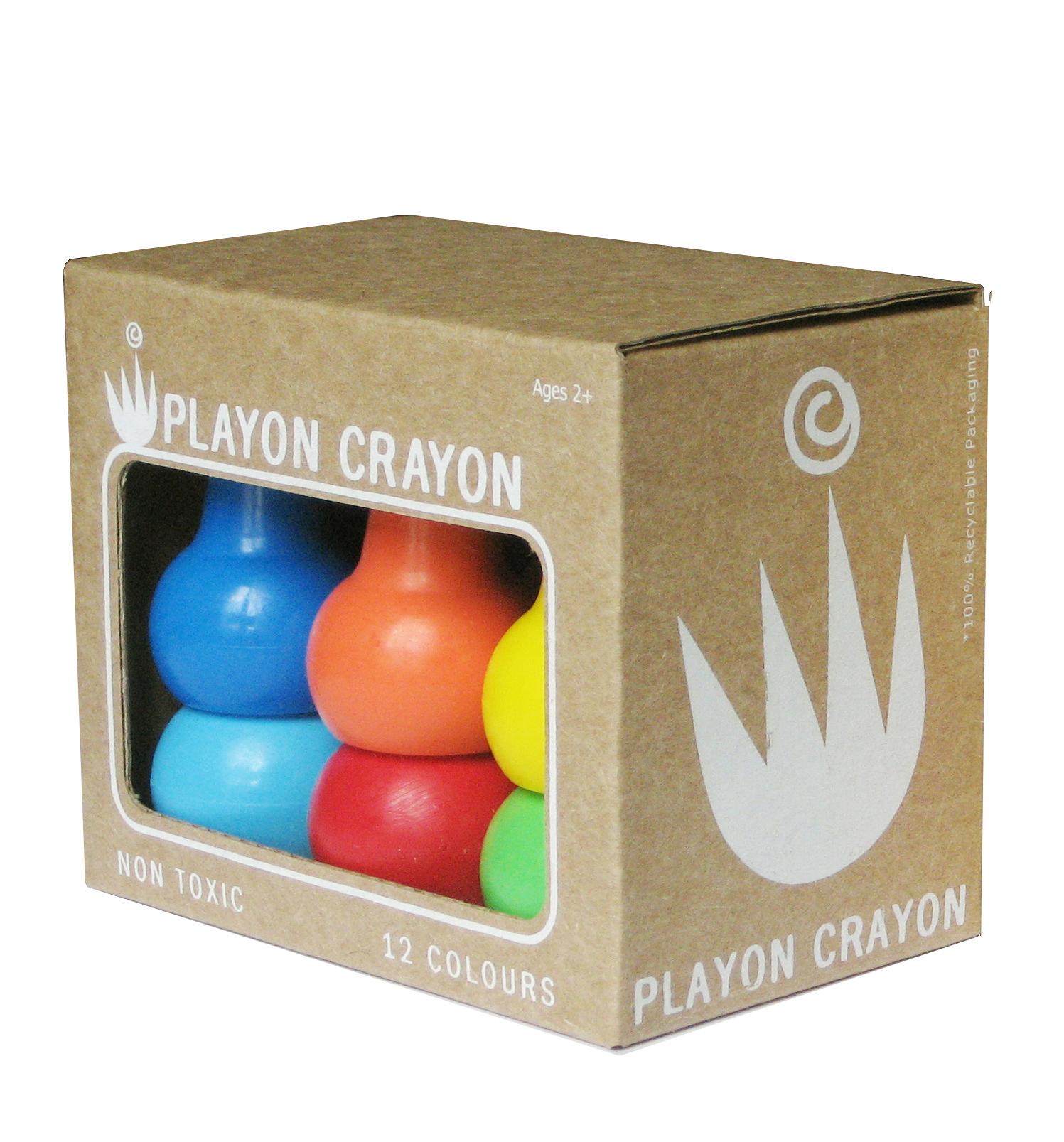 PLAYON CRAYON PRIMARY von STUDIO SKINKY - 1