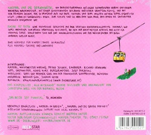Kasperl und die Germknödel - CD