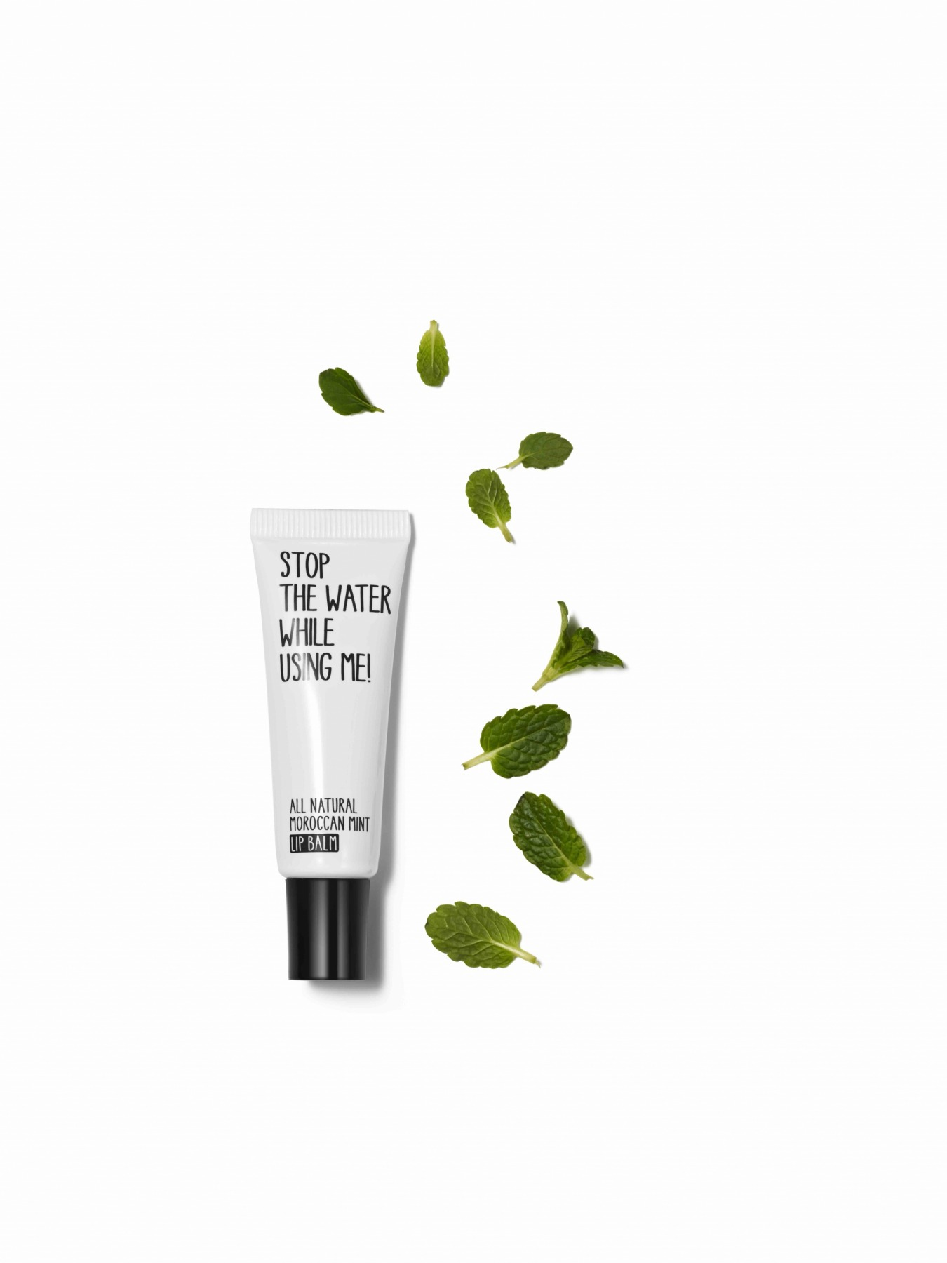 LIPBALM MAROCCAN MINT von STOP THE WATER WHILE USING ME - 1