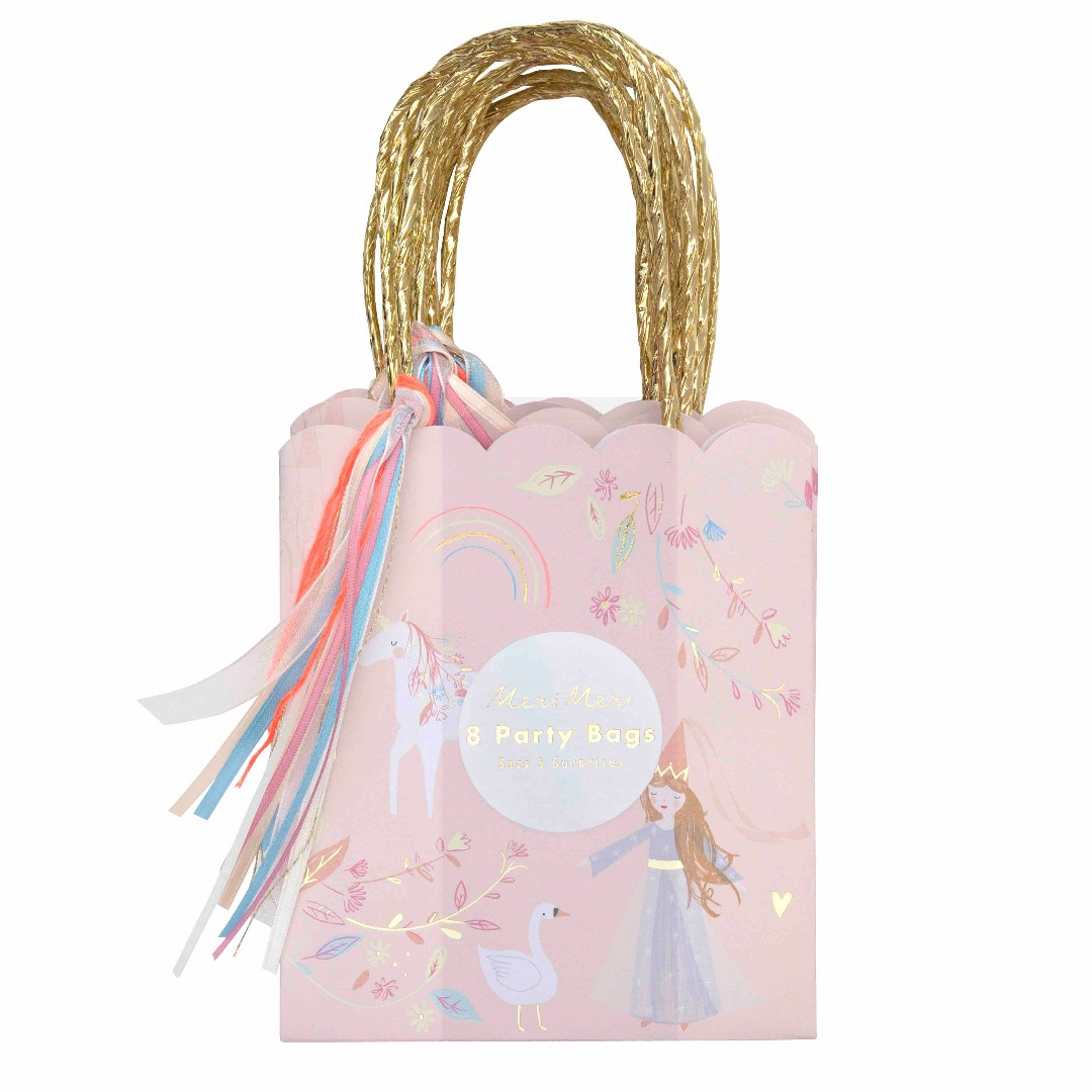 MAGICAL PRINCESS GESCHENKTÜTEN / PARTY BAGS