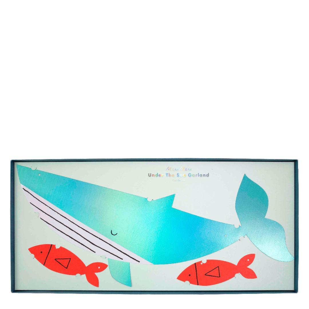 UNDER THE SEA GIRLANDE von Meri Meri - 2