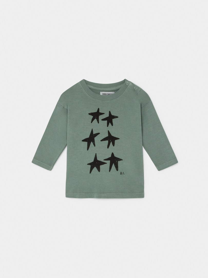 STARS LONG SLEEVE T-SHIRT Baby von