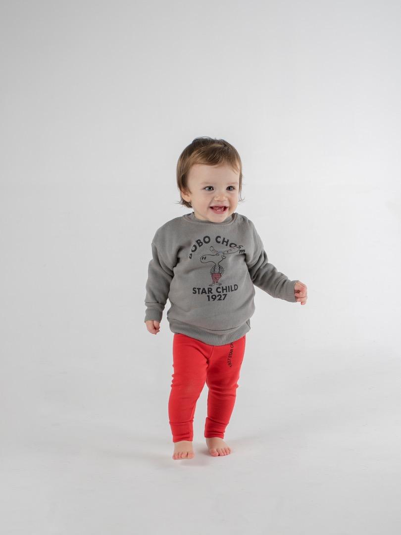 THE MOOSE SWEATSHIRT Baby von Bobo Choses - 1