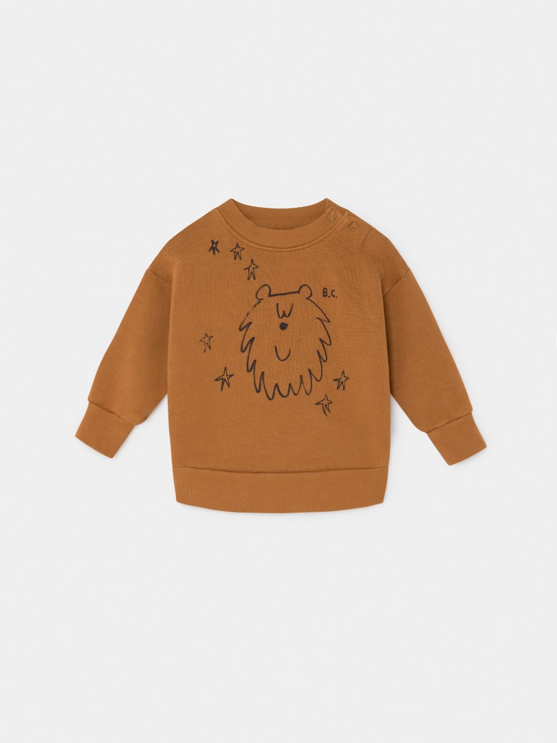 URSA MAJOR SWEATSHIRT Baby von Bobo Choses - 1
