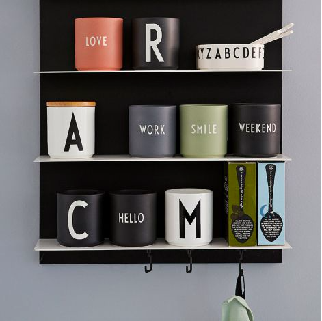FAVOURITE CUP LOVE Design Letters