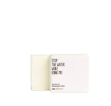 ALL NATURAL SHAMPOO BAR von STOP THE WATER WHILE USING ME - 2
