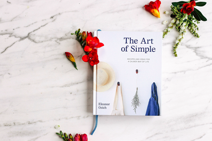 THE ART OF SIMPLE von Eleanor Ozich - 1